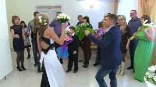 Креативная свадьба в Туле семьи Мартинез.