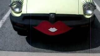 MGB CAR LASHES