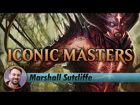 Channel Marshall - Iconic Masters Draft #2