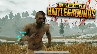 NOS TOCA SER ZOMBIES COME CEREBROS!! PLAYERUNKNOWN'S BATTLEGROUNDS