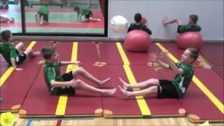 Упражнения на ловкость и координацию из футбола