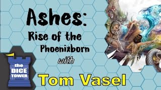 Ashes Review - with Tom Vasel