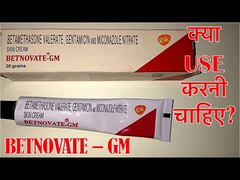 Should i use Betnovate GM skin cream? | Its uses, side effects, Review - Fairness Acne and pimples