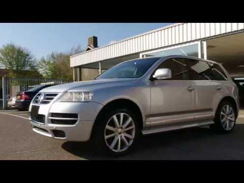 Volkswagen Touareg W12 2006 For Sale @ VEMU Cars ( VW18215 )