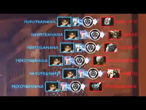 Overwatch - Game-Changing Team Kills