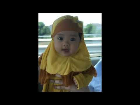 Maryam Nusaibah abdullah   senyum maryam yang dari pagi sampai malam hahahaha