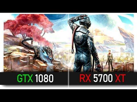 GTX 1080 Vs 5700 XT