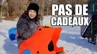 PAS DE CADEAUX ! | solangeteparle