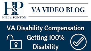 VA Disability Compensation 100 Disability