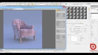 Уроки 3Ds Max. CORONA CONVERTOR. Как работать с готовыми материалами.