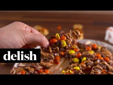 Reeses Apple Nachos  Delish