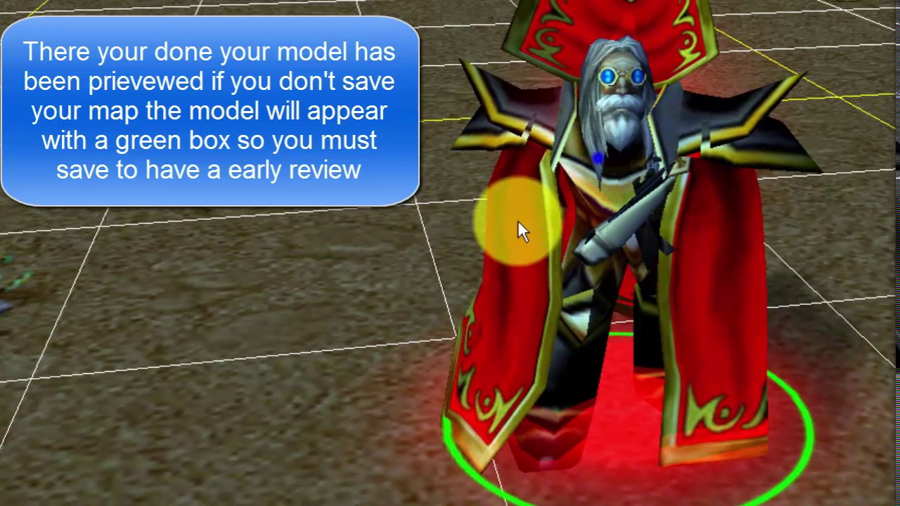 How To Create A Hero With Custom Models In Warcraft Iii World