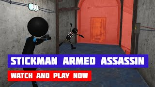 Stickman Armed Assassin: Going Down · Game · Gameplay