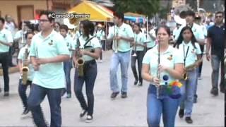 Carnaval Coacoatzintla 2015: Desfile de Carros Alegóricos y Comparsas