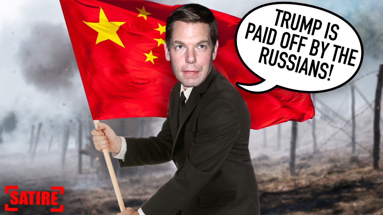 BOMBSHELL: Alleged Chinese Spy Got So Close to Eric Swalwell That the FBI Had to Intervene