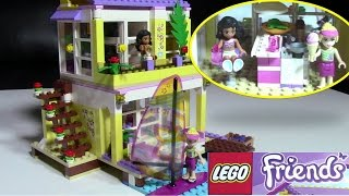 Lego Friends Stephanie and Kate 41037 LEGO House Collection - Kids