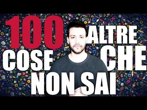 100 ALTRE COSE CHE NON SAI