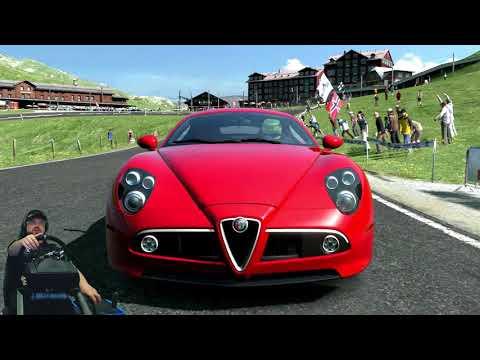 Легендарный ХАРДКОР Gran Turismo напоминает о себе!!!