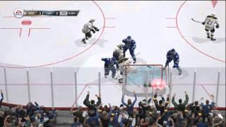 NHL 2012 Demo Gameplay PL