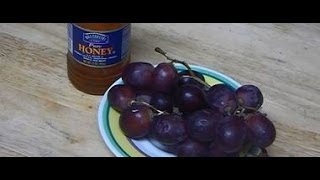 """How to Get Rid of Dry Skin & Prevent Wrinkles with Natural Remedies Grape Honey Homemade Face Mask"" Thumbnail"