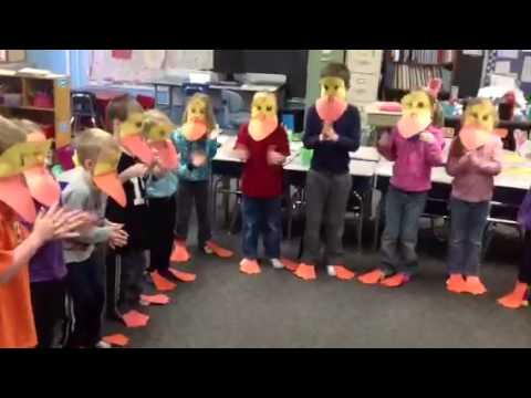 duck dance 2013
