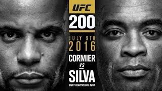 UFC 200: Daniel Cormier x Anderson Silva [HD] (Melhores Momentos)