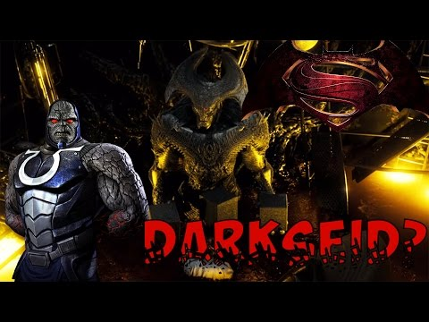 DARKSEID OR STEPPENWOLF? - Batman VS Superman Deleted Scene (MAJOR SPOILERS)