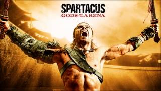 Spartacus  - Gods Of The Arena - Soundtrack