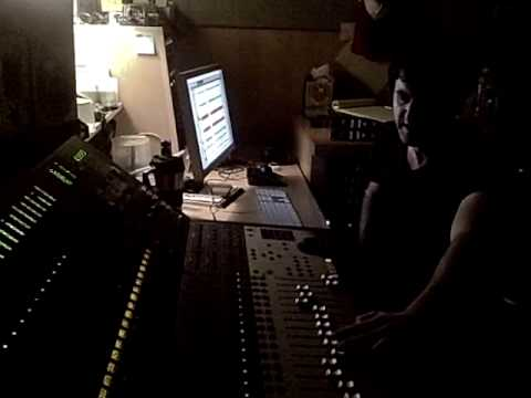 The Dillinger Escape Plan Option Paralysis Studio Week 1