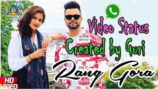 Rang Gora (Full) Akhil | Roopi Gill | Bob | Latest Punjabi Song 2018 | Rang Gora Wakhra Tora