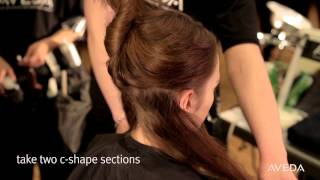 New York Fashion Week AW 15 | Hair & Make-up von Aveda