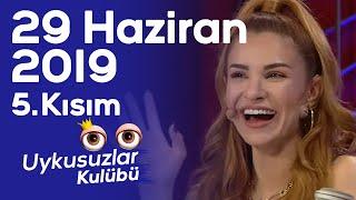 Okan Bayülgen ile Uykusuzlar Kulübü - Bülent Emrah Parlak - Feride Hilal Akın - 5. Kısım- 29.06.2019