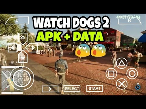 download watch dogs 2 apk data android