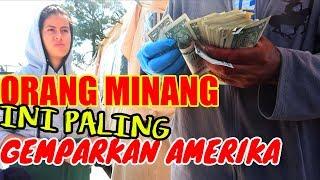 Pasar Bekas AMERIKA Tawar Bule Cara Orang Minang