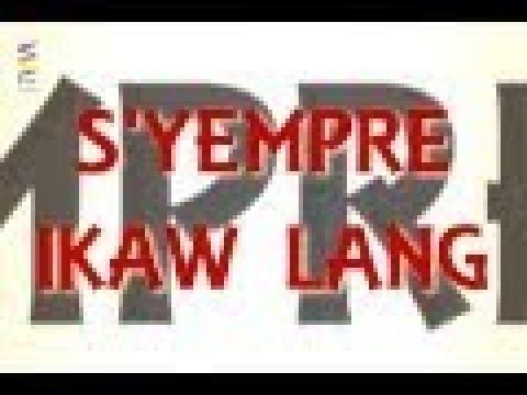 S'yempre - The Company (lyric video)
