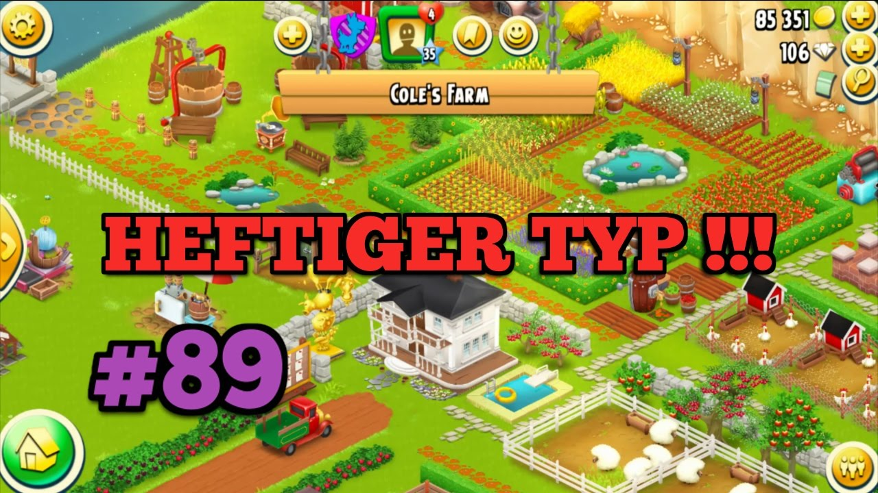 Hay Deutsch Lets Play Hay Day I #89 I 1080p I Hay Day Deutsch , Base