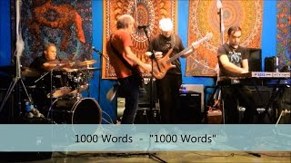 """1000 Words  -  """"1000 Words""""  -  (Original Music - NOT from the Final Fantasy game!)"""