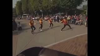 mclisse may2x nikko dance routine task