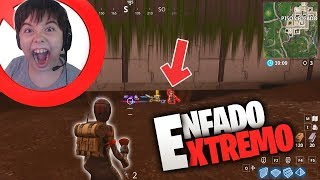 TROLLEO TO WILX UNDER THE MAP WITH HACKS! Season 6 FORTNITE!