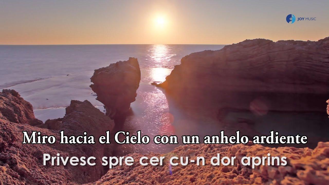 MIRO HACIA EL CIELO - Luiza Spiridon