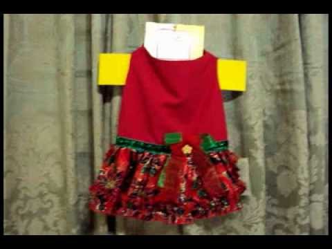 Moda navidad para mascotas 2013 / Christmas Pet Fashion show 2013 Travel Video