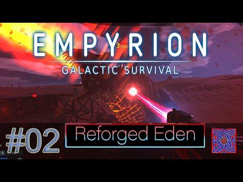 Going Mobile (Antenna) : Reforged Eden - Empyrion Galactic Survival 1.2 : #02