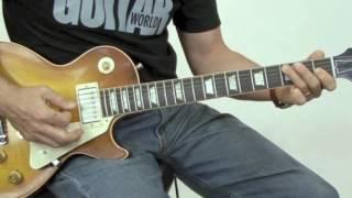 08 - Видеоурок Rock'n Roll - Led Zeppelin - Часть 3 Разбор