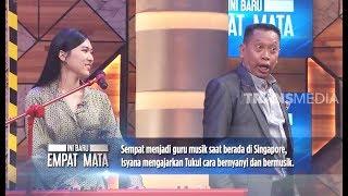Download lagu Isyana MENGAJARI Tukul Cara Bernyanyi | INI BARU EMPAT MATA (13/11/19) Part 2