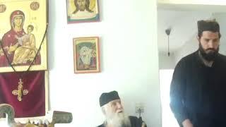 Афон. Старец папа-Янис. Или молитва - или политика
