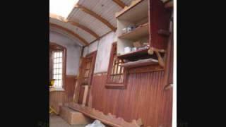 Gypsy Wagon Restoration_0001.wmv