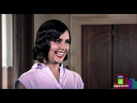 La escena 'censurada' de Cristina Pedroche en 'Velvet'