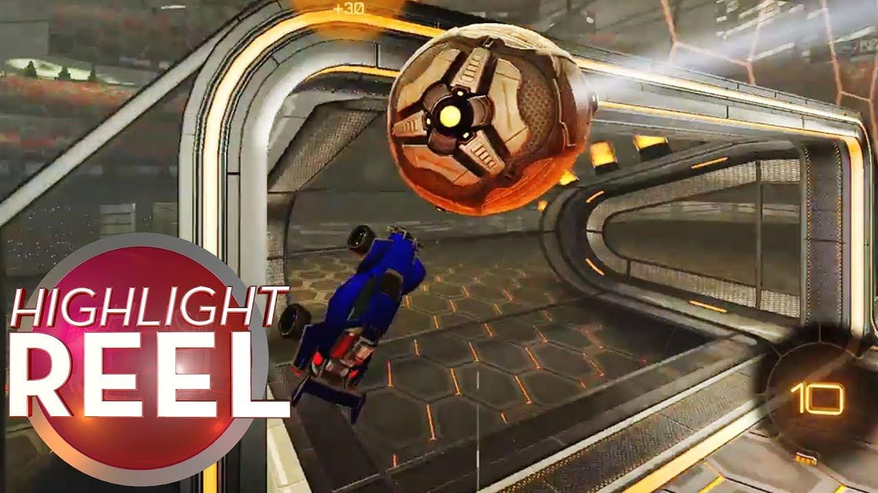 Highlight Reel #422 - Rocket League Finish Is Devastating