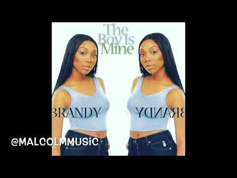 Brandy - The Boy Is Mine (Solo Studio Version)