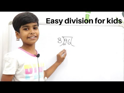 Basic division for kids || Learn math division || Math trick for fast division || maths world ||